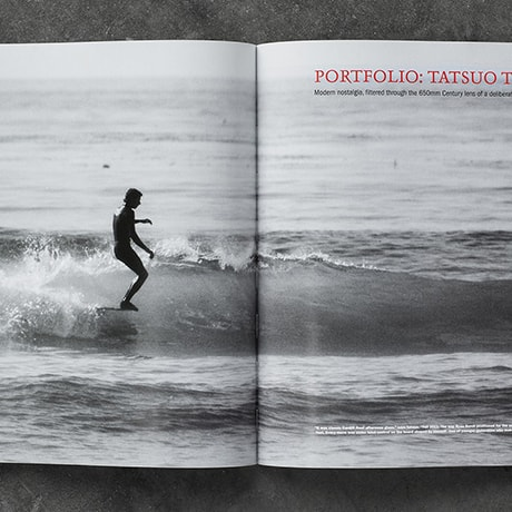 The Surfer´s Journal 25.2  Page 88 Ryan Burch