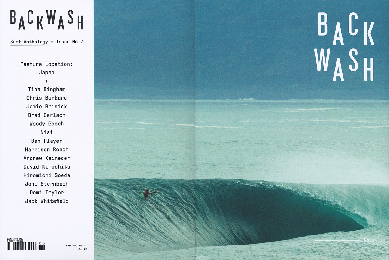 BACKWASH Magazine No.2 December 2016