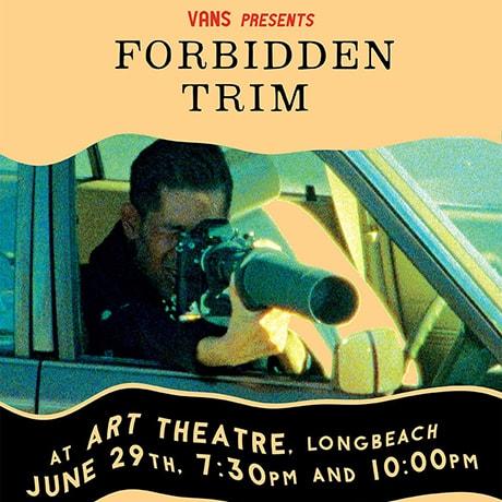 Forbidden Trim by George Timm