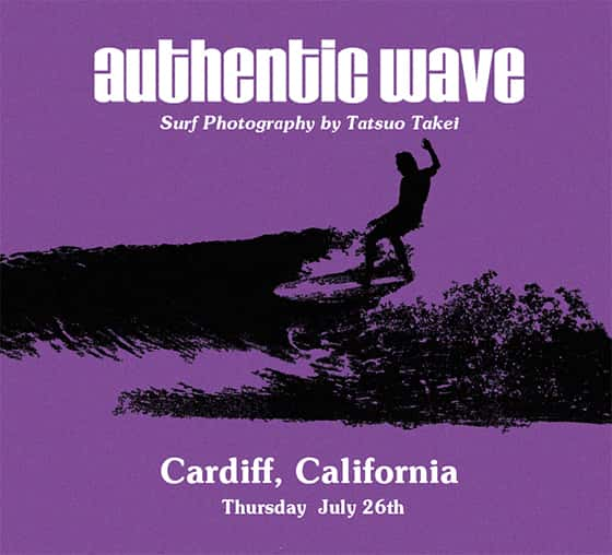Authentic Wave Book Signing Tour in Cardiff California